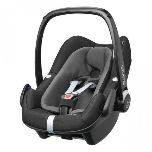 Automobilinė kėdutė Maxi-Cosi Pebble PLUS BLACK DIAMOND