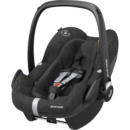 Automobilinė kėdutė Maxi Cosi Pebble Plus Nomad black