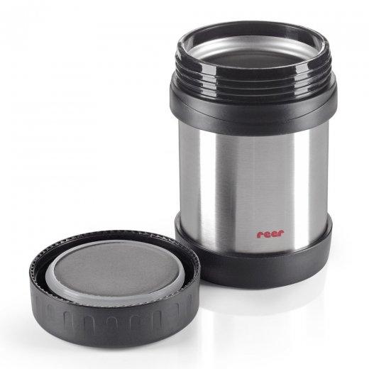 Nerūdijančio plieno termosas maistui 350 ml. REER