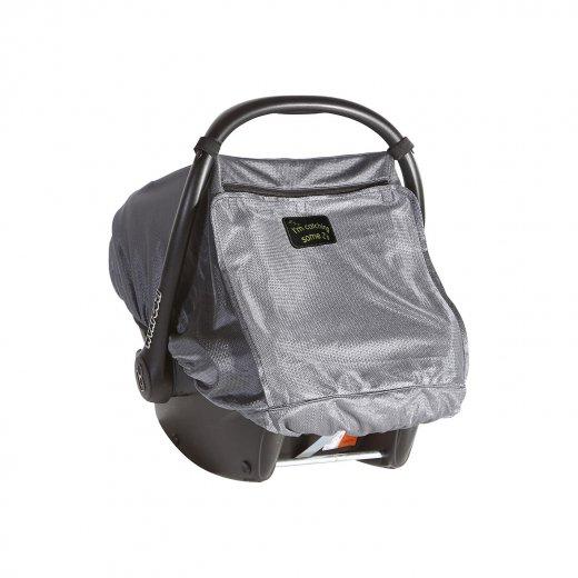 Užvalkalas nuo saulės SnoozeShade DELUXE, auto kėdutėms - nešioklėms (universalus)