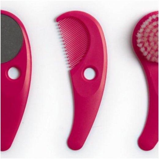 ZAZO plaukų priežiūros reikmėnys Fuchsia