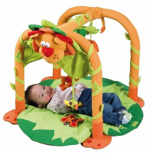 Žaislas - kilimėlis JUNGLE MOOV