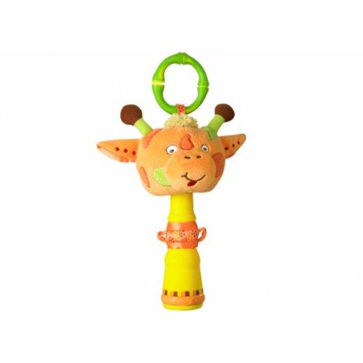 Muzikinis žaislas RATTLE GIRAFFE