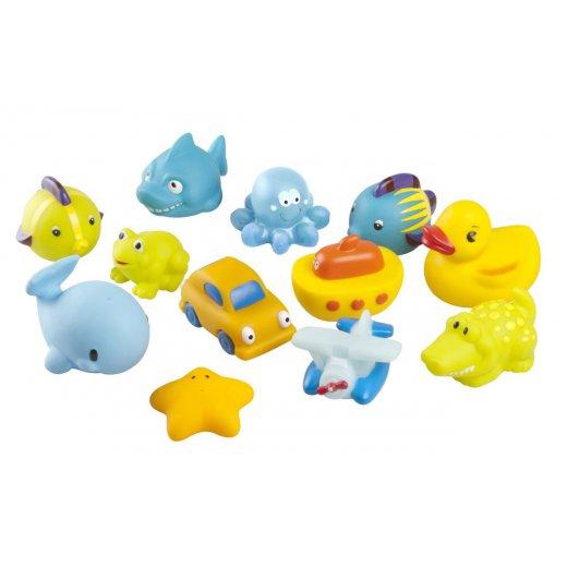 Vonios žaislų komplektas BOYS