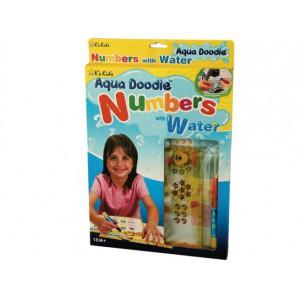 Aqua Doodle Number With Water