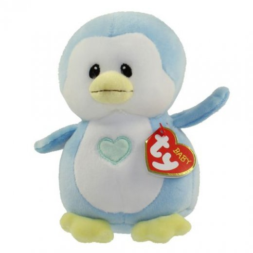 TWINKLES - blue penguin med