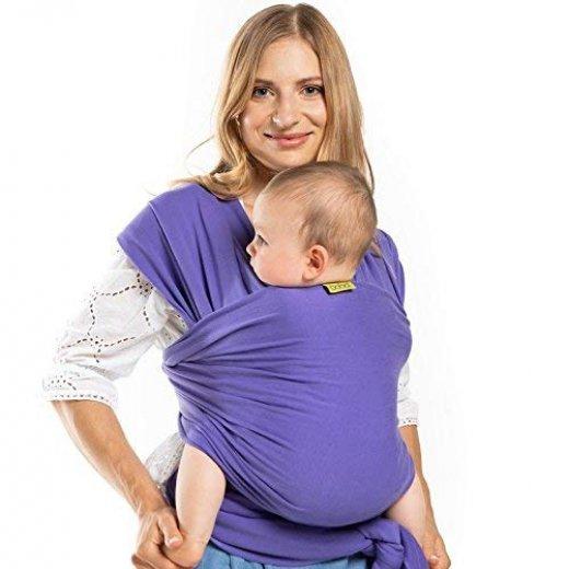 Vaikjuostė BOBA Purple (trikotažinė medžiaga)