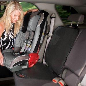 """Automobilinės sėdynės apsauga """"GRIP IT"""" BLACK DIONO"""