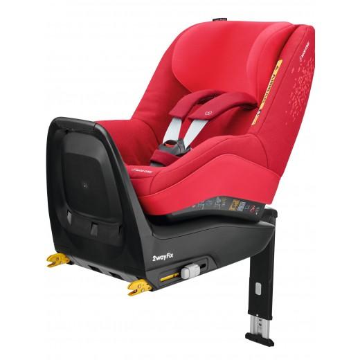 Automobilinė kėdutė Maxi-Cosi 2 Way Pearl Vivid red 2018