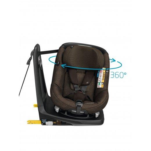 Automobilinė kėdutė Maxi-Cosi AxissFix Nomad brown 2018