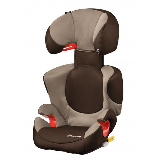 Maxi Cosi - Automobilinė kėdutė Maxi Cosi Rodi XP Fix Hazelnut brown