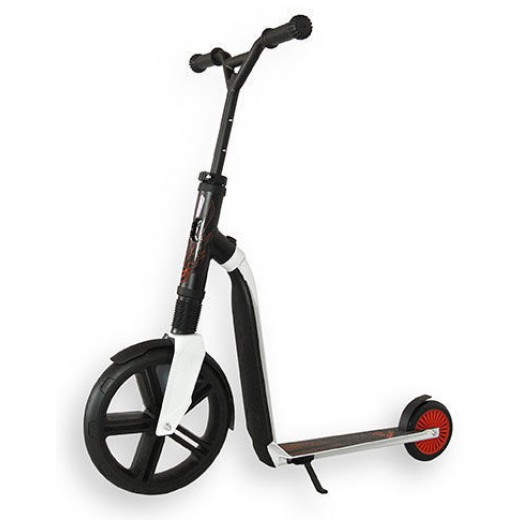 Paspirtukas / Balansinis dviratis Scoot and Ride Highwaygangster WHITE/red