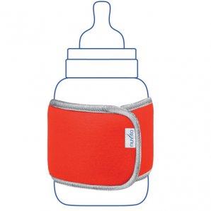 Kelioninis kūdikio maistelio šildytuvas (raudonas)