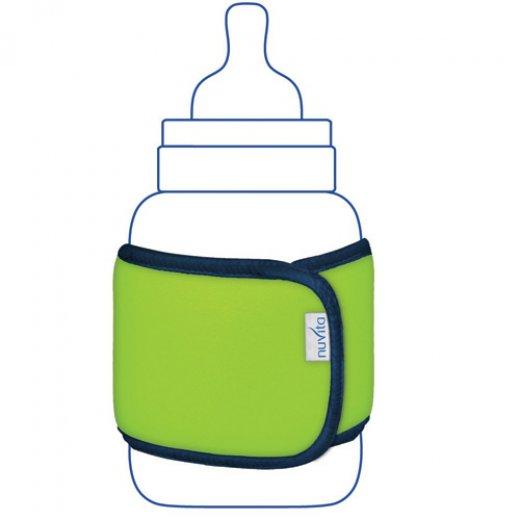 Kelioninis kūdikio maistelio šildytuvas (žalias)