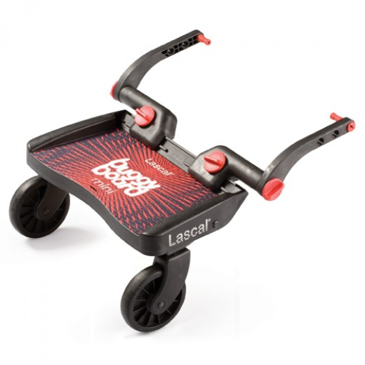 Lascal laiptelis - platforma Buggy Board MINI Red