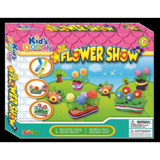 Kids Dough modulinas (gėlės)