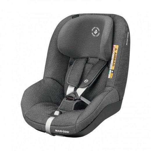 Automobilinė kėdutė Maxi Cosi Pearl Smart i-Size Sparkling grey