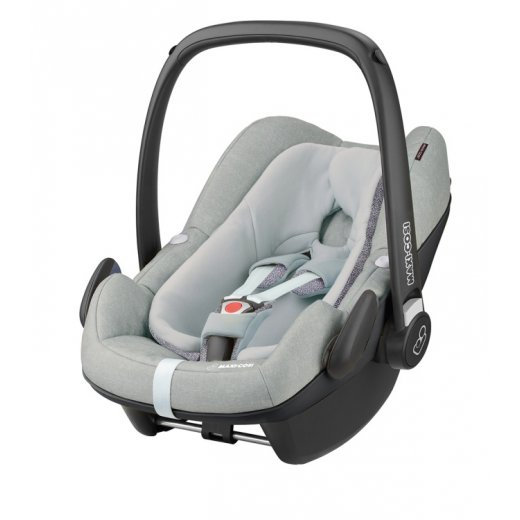 Maxi Cosi - Automobilinė kėdutė Maxi-Cosi Pebble PLUS GREY