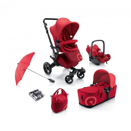 Vežimėlis NEO Mobility-Set Air RED