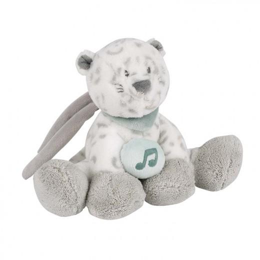 Pliušinis mini žaislas Lampart Lea