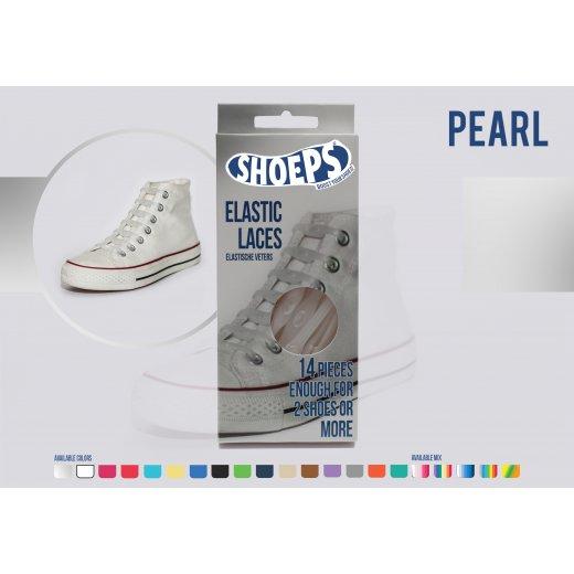 Shoeps elastingi batų raiščiai PEARL