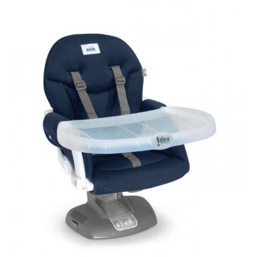 Kėdė su tvirtinimu I-DEA Mėlyna