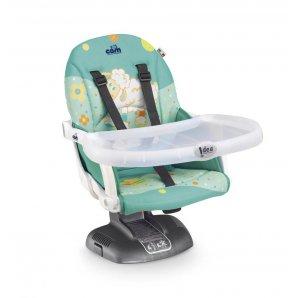 Kėdė su tvirtinimu I-DEA Mėlyna su paveikslėliais