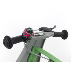 "FIRST BIKE dviračio skambutis ""PINK Compass"""