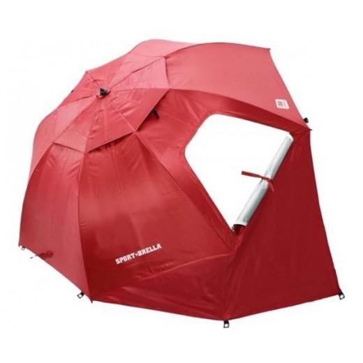 Skėtis Sport-Brella XL Deep Red (Raudonas) 2,74 m. UV SPF +50