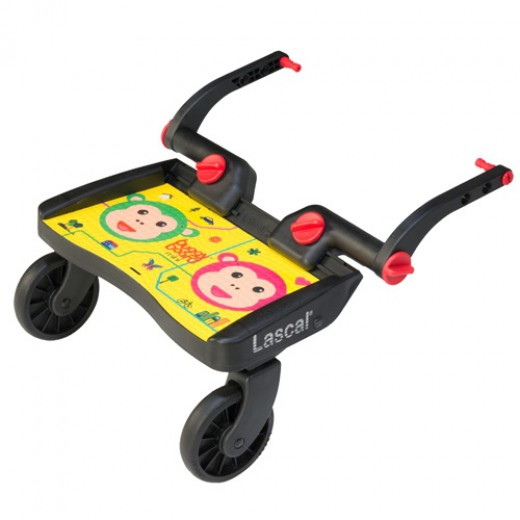 Lascal laiptelis - platforma Buggy Board MINI Monkeys