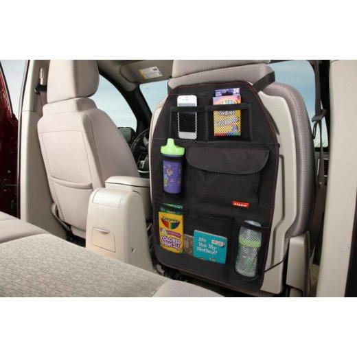 """Automobilinės sėdynės apsauga su kišenėmis """"Stow_n Go"""" DIONO"""