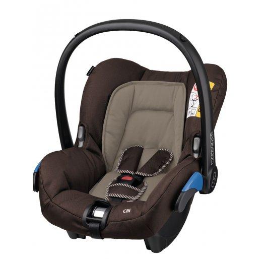 Automobilinė kėdutė Maxi Cosi Citi2 Earth brown