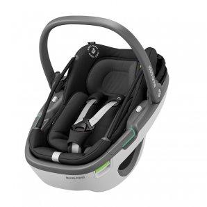 Automobilinė kėdutė Maxi-Cosi CORAL ESSENTIAL BLACK
