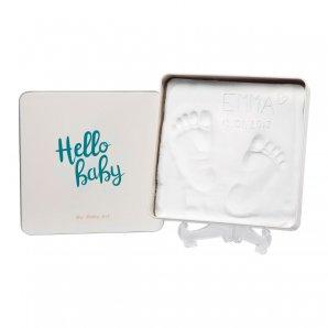 BABY ART Dėžutė su įspaudu SQUARE ESSENTIALS