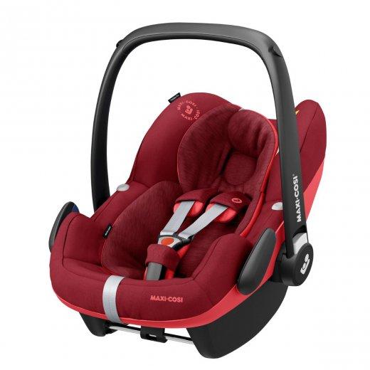 Maxi Cosi - Automobilinė kėdutė Maxi-Cosi PEBBLE PRO ESSENTIAL RED