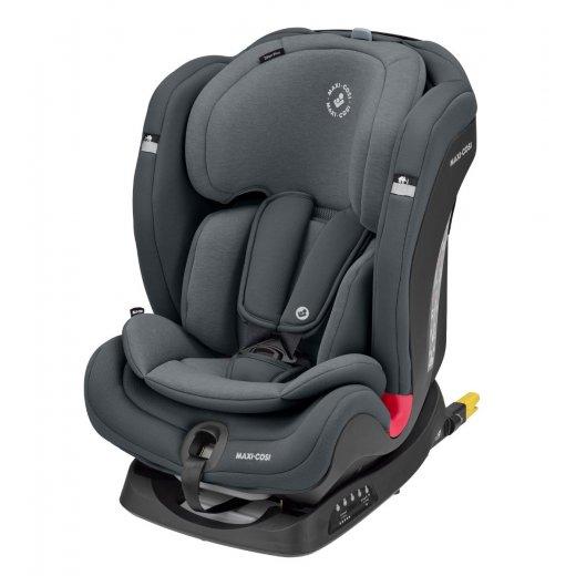 Automobilinė kėdutė Maxi-Cosi TITAN PLUS AUTH  GRAPHITE