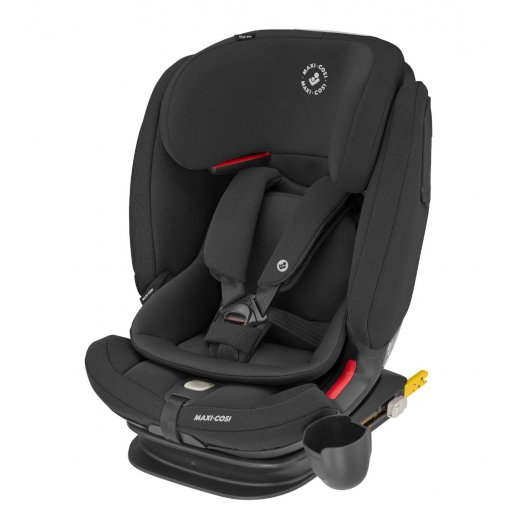 Automobilinė kėdutė Maxi Cosi TITAN PRO AUTHENTIC BLACK