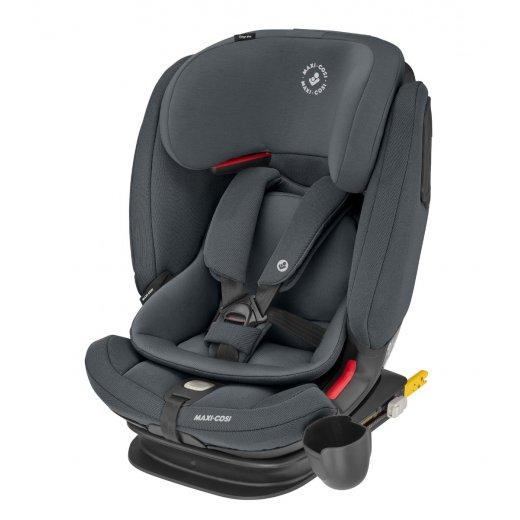 Automobilinė kėdutė Maxi-Cosi TITAN PRO AUTHENTIC GRAPHITE