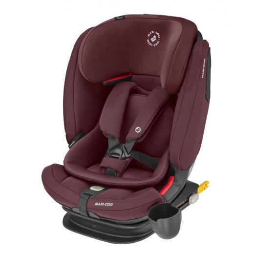 Automobilinė kėdutė Maxi-Cosi TITAN PRO AUTHENTIC RED