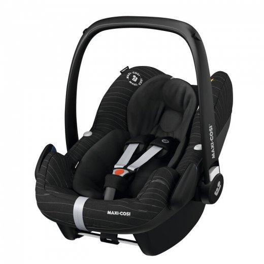 Maxi Cosi - Automobilinė kėdutė Maxi-Cosi PEBBLE PRO SCRIBBLE BLACK